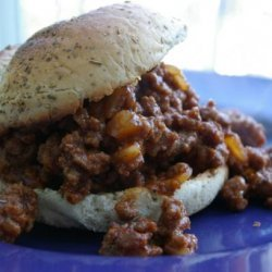 Homemade Sloppy Joes or Hot Dog Chili recipe