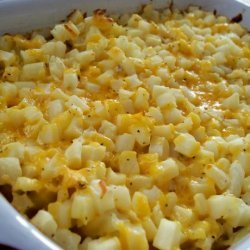 Cracker Barrel Hash Browns Casserole (Copycat) recipe