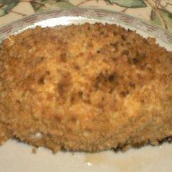 Baked Chicken Kiev recipe