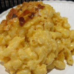 Neelys' Macaroni and Cheese recipe
