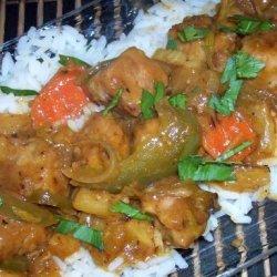 Polynesian Pork and Rice recipe