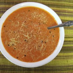 Creamy Tomato Basil Soup recipe