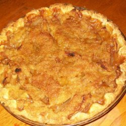 No Grief Paper Bag Apple Pie recipe