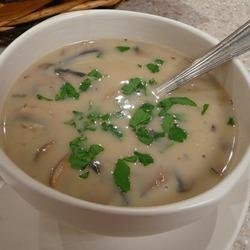 Uncle Bill's French Mushroom Soup recipe