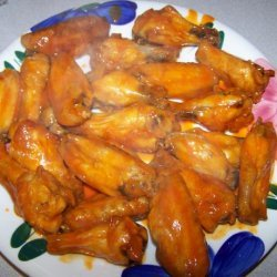 Good Eats Baked Buffalo Wings recipe