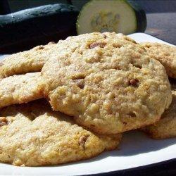 Soft Zucchini Spice Cookies recipe
