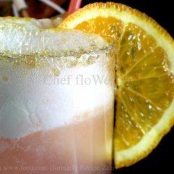 Orange Ice Cream Soda recipe