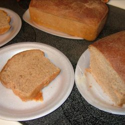 Traditional Wheat Bread recipe