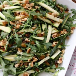 Zucchini with Walnuts recipe