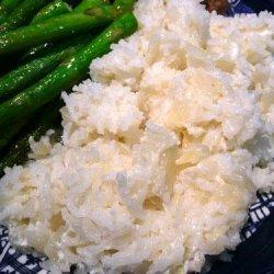 Coconut Thai Rice recipe