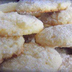 The Best Ever Gooey Butter Cookies recipe