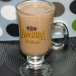 Dark Chocolate Latte recipe
