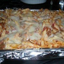 Baked Ziti My Way recipe