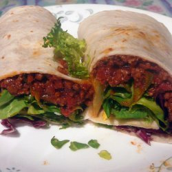 Sloppy Jose Wraps recipe