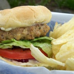 Big Daddy's California Turkey Burgers recipe