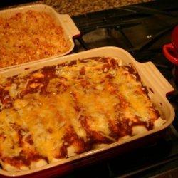Awesome Beef Enchiladas recipe