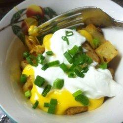 Taco Bell Cheesy Fiesta Potatoes recipe