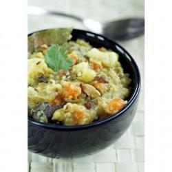 Creamy Lentil  risotto  (Kichdi) recipe