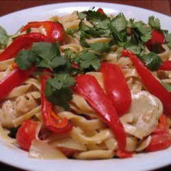 Coconut Thai Curry Chicken recipe