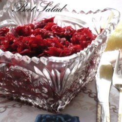 Herbed Carrot and Beet Salad recipe