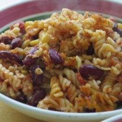 Mexican Pasta Casserole recipe