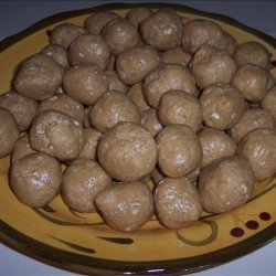 Healthy Peanut Butter Balls recipe