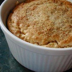 Puffed Cauliflower Cheese recipe