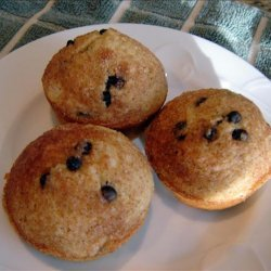 Light Chocolate Chip Muffins recipe