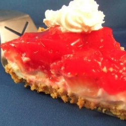 Strawberry Cream Cheese Dream Pie recipe