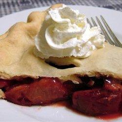 Easy As Plum Pie recipe