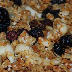 Granola from Syd recipe