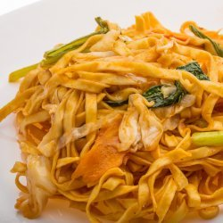 Vegetarian Pad Thai recipe
