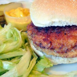 Ground Pork Sandwiches recipe