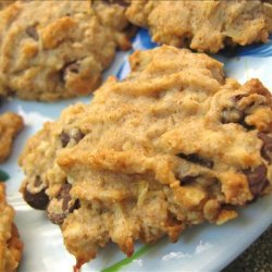Chocolate Chip Apple Cookies recipe