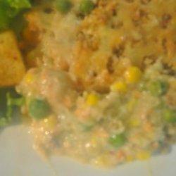Tuna and Corn Bake recipe