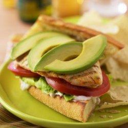 Buffalo Chicken Sandwiches recipe