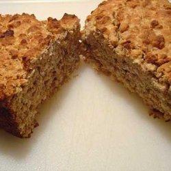 Egg-Free Oatmeal Whole Wheat Quick Bread recipe
