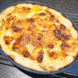Potato Bake With Garlic and Rosemary recipe