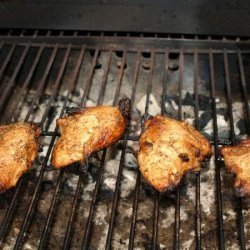 Grilled Margarita Chicken Breasts recipe