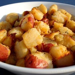 Grilled Potatoes or Roasted Potatoes on the Grill recipe
