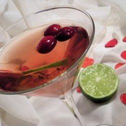 Cosmopolitan for Lovers! recipe