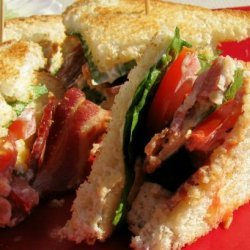 BLT Club Sandwich recipe