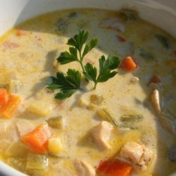 Crock Pot - Chicken Corn Chowder recipe