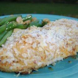 Potato Crusted Chicken recipe