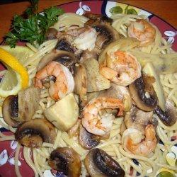 Romano's Macaroni Grill Shrimp Portofino recipe