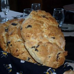 Greek Cheese and Olive Quick Bread recipe