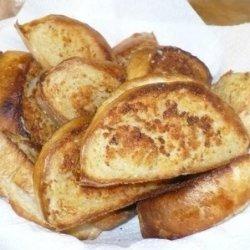 Ranch Bread recipe