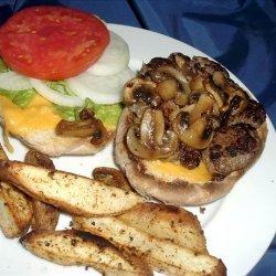 Dijon Burgers recipe
