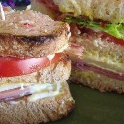 Italian Club Sandwich recipe