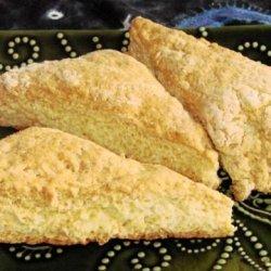 Orange Almond Scones recipe
